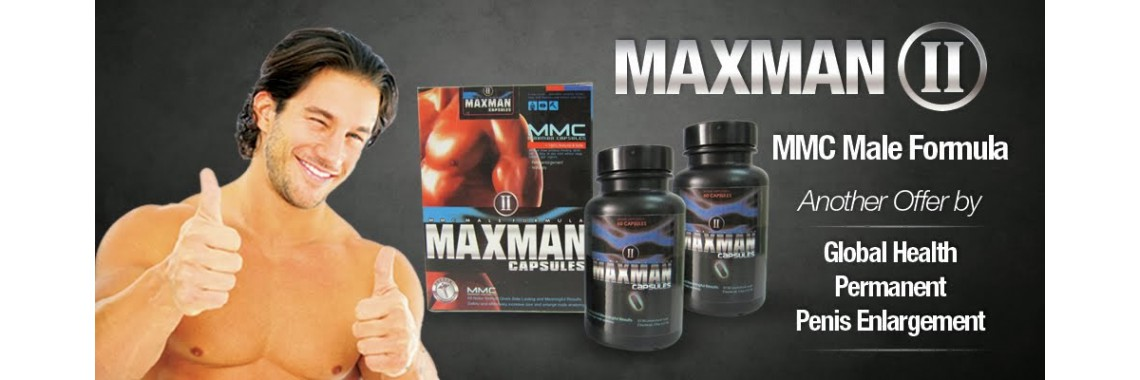 Maxman Male Cream Delay cream